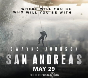 San Andreas: The Movie